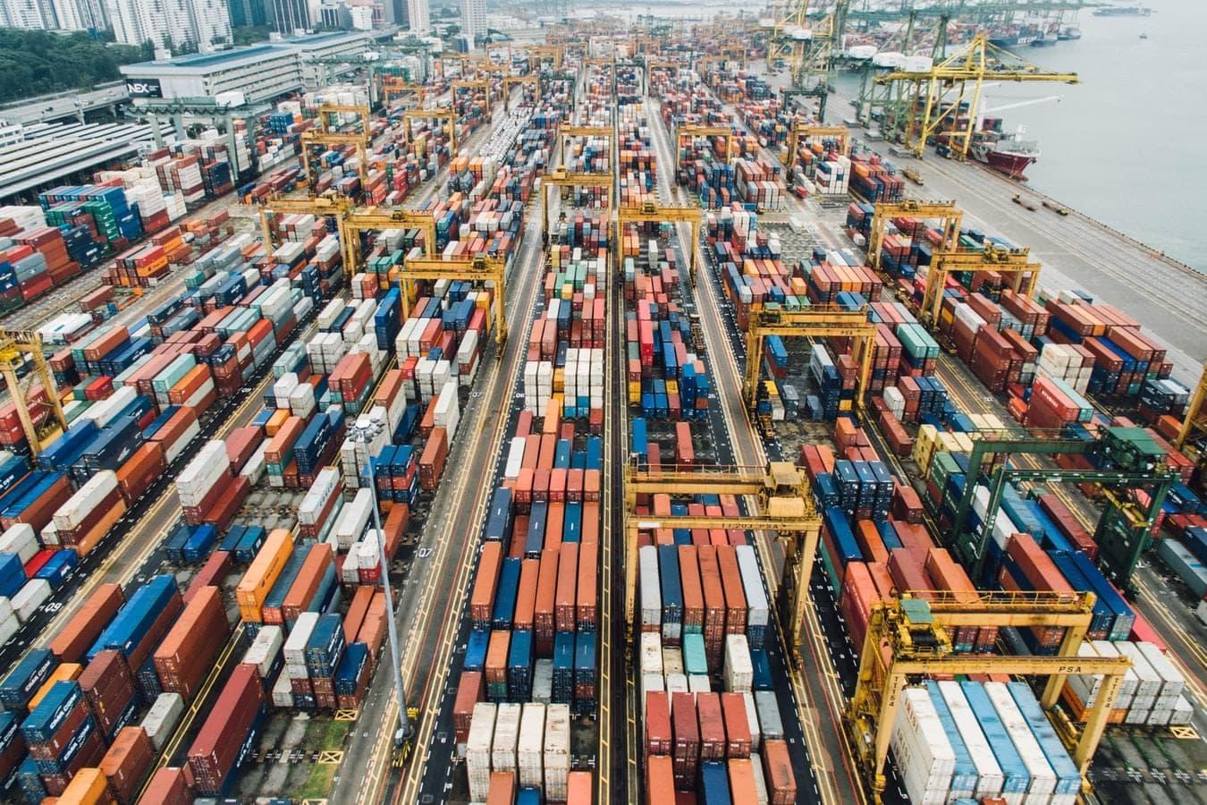 Отгрузка товаров из Китая