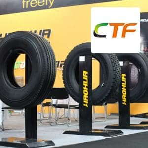 15th China International Tire and Wheel Fair (CTF 2018)