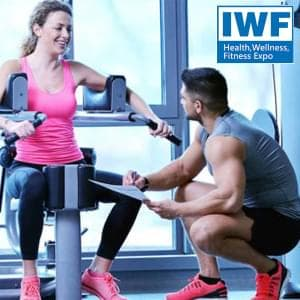 IWF Shanghai 2019 - China Int'l Health, Wellness and Fitness Expo